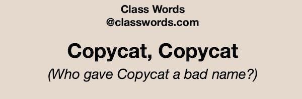 CopyCat image